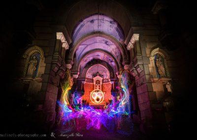 Chapelle lumineuse - 1