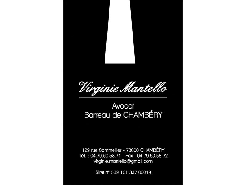 Virginie Mantello – Avocat